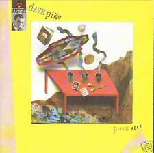 DAVE PIKE - PIKE'S PEAK (1988 JAZZ CD REISSUE)