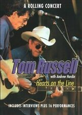 USED (VG) Hearts on the Line (2005) (DVD)