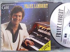 Franz Lambert- Gold Collection- EMI alt  WIE NEU