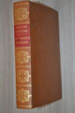 BALZAC LA COMEDIE HUMAINE TOME VII / EDITIONS RENCONTRE (EUGENIE GRANDET ETC..