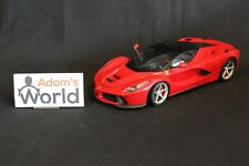 Hot Wheels Elite Ferrari LaFerrari 1:18 red (PJBB)
