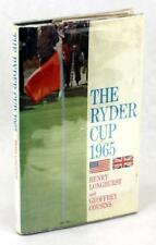 Signed by 10 Ryder Cup Golfers including Arnold Palmer 1965 The Ryder Cup 1965