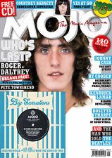 MOJO MAGAZINE + CD (MAY 2018) THE WHO. COURTNEY BARNETT, JOHNNY CASH, RY COODER
