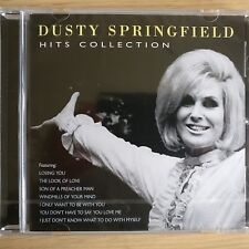 NEW SEALED - DUSTY SPRINGFIELD - HITS COLLECTION - Pop Rock 60's Music CD Album