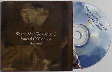 POGUES CD SHANE MacGOWAN & SINEAD O'CONNOR Haunted AUSTRALIAN Slip-in Sleeve