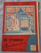 Vlaamse Filmkens N°245 De Spionnen der Menslievendheid Averbode