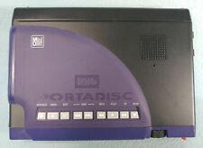 Hhb Portadisc Mdp 500 Professional Portable Field Minidisc Recorder