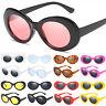 Sonnenbrille Unisex Brillen Damen Herren Club Brille Retro Classic Verspiegelt