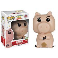 DISNEY / FUNKO POP TOY STORY #170 PIG HAMM  20TH ANNIVERSARY BOX