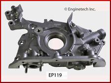 Engine Oil Pump-DOHC, Eng Code: 1MZFE, Natural, Toyota, 24 Valves fits Camry V6