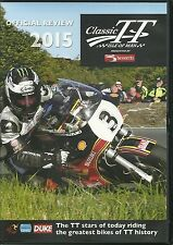 CLASSIC TT ISLE OF MAN 2015 DVD OFFICIAL REVIEW
