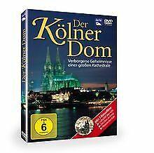 Der Kölner Dom von Nina Koshofer, Martin Papirowski | DVD | Zustand sehr gut