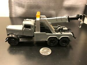 Master Models #9 Limited Edition Tow Truck - 1:50 - Hand Built Model - Rare!!!