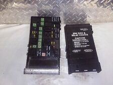 2001 2002 DODGE CHRYSLER CARAVAN TOWN&COUNTRY FUSE BOX