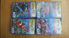 10 X FROZEN FISH FOOD TROPICAL & MARINE 10 X 100g BLISTER PACKS WITH DAMAGE