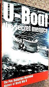 PURNELL'S HISTORY OF WW2: U-BOAT: THE SECRET MENACE (1968)