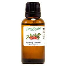 1 fl oz Rose Hip Carrier Oil (100% Pure & Natural) - GreenHealth