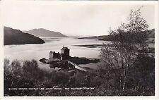 Eilean Donan Castle & Loch Duich, Nr DORNIE, Ross-shire RP