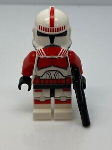 Lego Star Wars Shock Trooper  Minifigure 100% Real LEGO Brand New