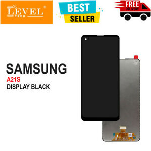 For Samsung Galaxy A21S SM-A217F LCD Screen Touch Digitizer Replacement Black
