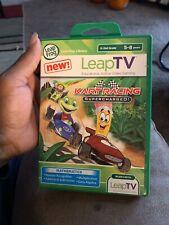 Leap Tv Kart Racing Supercharged! Mario Kart-Like Leap Frog Educational Game New