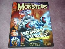 FAMOUS MONSTERS # 278 - Lost in Space cover, STICKER version brand new