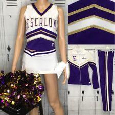 Cheerleading Uniform High School 7pc Set