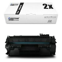 2x Eco Toner for Canon LBP-3310 LBP-3370
