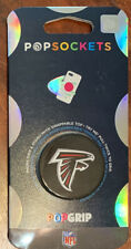 Popsockets NFL Falcons. Pop grip Phone Handle & Stand W/ Swappable Top. New