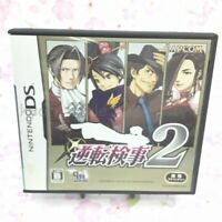USED Nintendo DS Gyakuten Kenji 2 36320 JAPAN IMPORT