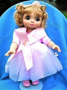 """MARIE OSMOND VINYL ADORA BELLE 15"""" DOLL FOR THE CURE 2005 #465/3000 Adorable !!!"""