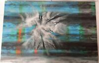 "PARVEZ TAJ ""WAY""  24 x 36 Art Print On Premium Canvas  -  New"