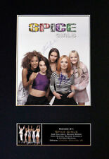 Spice Girls - Signed / Autographed Photograph + FREE WORLDWIDE SHIPPING