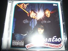 Bliss N Eso Flowers In The Pavement Rare Aussie Hip Hop CD – Like New