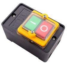 Wasserdicht Push Button Ein / Aus-Schalter KAO-5 / BSP210F-1B 10A 380V Neu