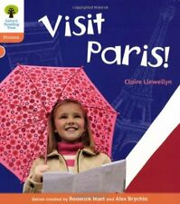 Oxford Reading Tree: Level 6: Floppy's Phonics Non-Fiction: Visit Paris! (Ort),