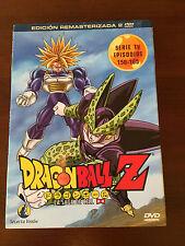 DRAGON BALL Z VOL 20 - 2 DVD CAP 158 A 165 -200 MIN - REMASTERIZADA SIN CENSURA