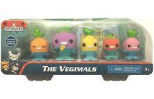Fisher Price Octonauts The Vegimals 5 Piece Set Suitable Gift Age 3 +