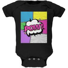 Halloween Pop Art Costume Soft Baby One Piece