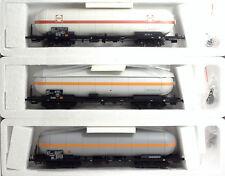 Set tre carri cisterna Art. Acme 45094