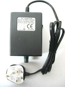 3000ma 24v Socket AC-AC (AC Output) Power Adaptor/Supply/Charger 3a 72w 72va