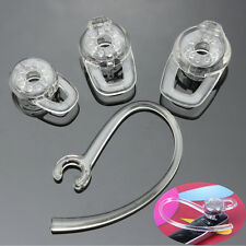 Gel Ear Bud Hook Earbud Set For Plantronics M100/MX100/975/925/M25/M28/M55/M155