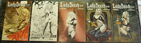 (5) Book COMIC LOT (2015) with LADY DEATH: APOCALYPSE #0 Variant Covers (NM+)
