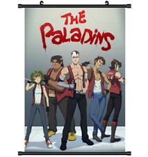 "Hot Japan Anime Voltron Legendary Defender Home Decor Poster Wall Scroll 8""x12""B"