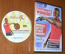 DanceX - Total Body Cardio!  Everybody's Workout with Kenn Kihiu ~ DVD