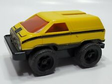 1982 Voltron Vehicle Force # 14 Yellow SUV Truck Foot Part Popy Diarugger DX