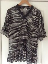 Women's ladies Designer Kaftan by Latte size 12 NEW RRP £115