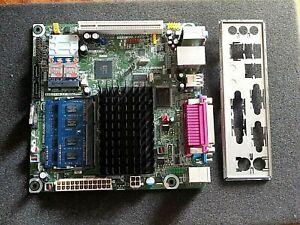 inTel D525MW ITX Bundle-Atom D525 CPU- Bootable 2 x 32Gb SSD Storage on board