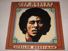 """BOB MARLEY AND THE WAILERS LP AFRICAN HERBSMAN VERY RARE SPANISH """"PROMO"""" ISSUE"""