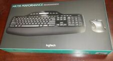 Logitech MK735 Wireless Keyboard & Marathon Mouse Combo NEW MODEL Unifying USB